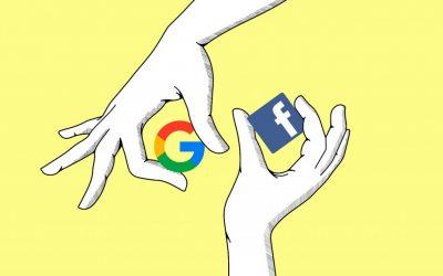 Google ou Facebook: onde é melhor anunciar?